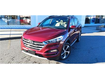 2017 Hyundai Tucson Limited (Stk: HB9-7659A) in Chilliwack - Image 1 of 18