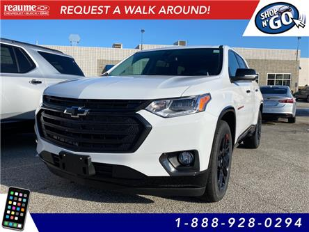 2021 Chevrolet Traverse Premier (Stk: 21-0121) in LaSalle - Image 1 of 8