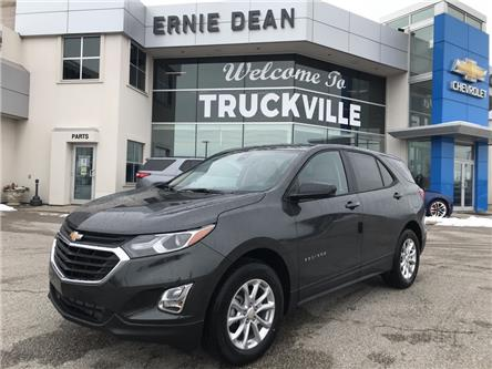 2021 Chevrolet Equinox LS (Stk: 15593) in Alliston - Image 1 of 14