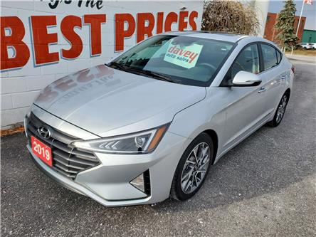 2019 Hyundai Elantra Luxury (Stk: 20-630) in Oshawa - Image 1 of 14