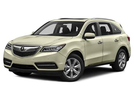2015 Acura MDX Elite Package (Stk: 20474A) in Burlington - Image 1 of 10