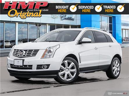 2016 Cadillac SRX Premium Collection (Stk: 74266) in Exeter - Image 1 of 27