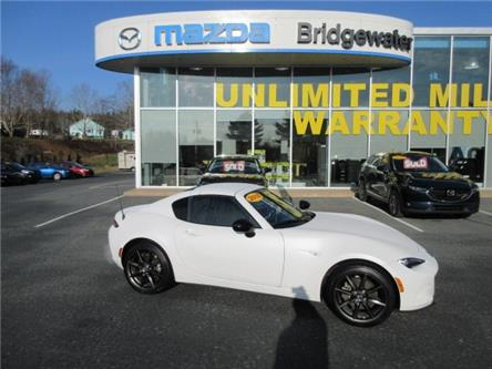 2018 Mazda MX-5 RF GS (Stk: ) in Hebbville - Image 1 of 17