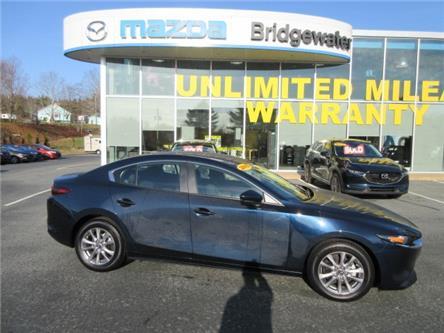 2019 Mazda Mazda3 GX (Stk: ) in Hebbville - Image 1 of 18