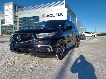 2019 Acura MDX Elite (Stk: A4276) in Saskatoon - Image 1 of 27