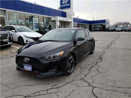 2020 Hyundai Veloster Turbo (Stk: 30608A) in Scarborough - Image 1 of 20
