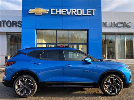 2021 Chevrolet Blazer RS (Stk: 7210430) in Whitehorse - Image 1 of 22