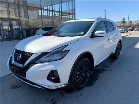 2020 Nissan Murano Limited Edition (Stk: T20325) in Kamloops - Image 1 of 28