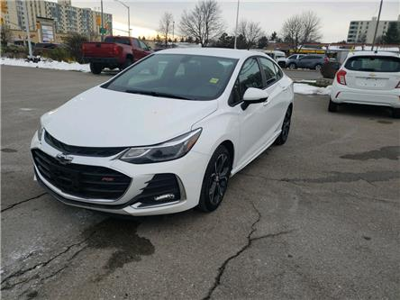 2019 Chevrolet Cruze LT (Stk: 136543) in London - Image 1 of 15