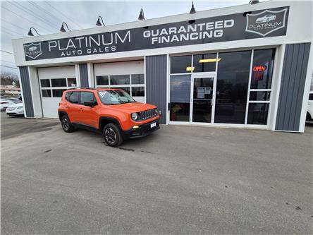 2016 Jeep Renegade Sport (Stk: E24324) in Kingston - Image 1 of 10
