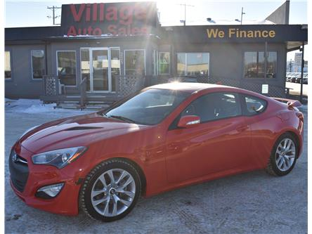 2016 Hyundai Genesis Coupe 3.8 Premium (Stk: PH38138) in Saskatoon - Image 1 of 17