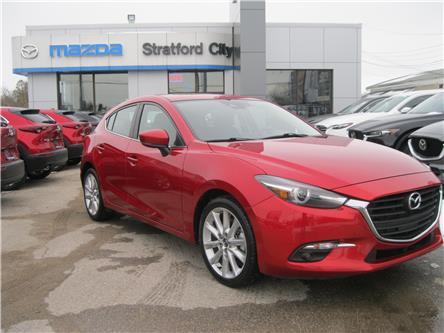 2018 Mazda Mazda3 Sport GT (Stk: 00608) in Stratford - Image 1 of 21