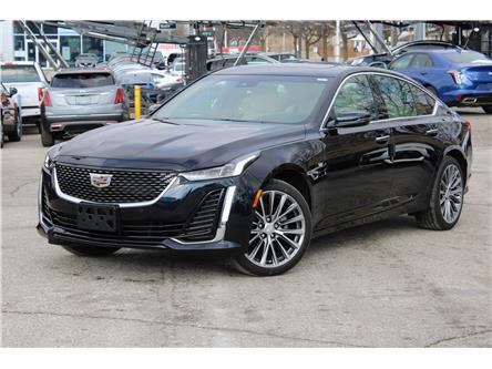 2021 Cadillac CT5 Premium Luxury (Stk: 3109082) in Toronto - Image 1 of 34