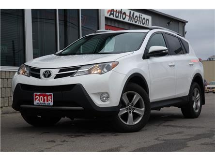 2015 Toyota RAV4  (Stk: 201138) in Chatham - Image 1 of 18
