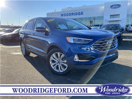 2020 Ford Edge Titanium (Stk: 17678) in Calgary - Image 1 of 25