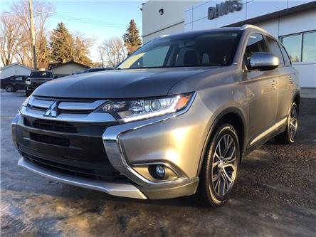 2018 Mitsubishi Outlander ES (Stk: 222510) in Brooks - Image 1 of 18