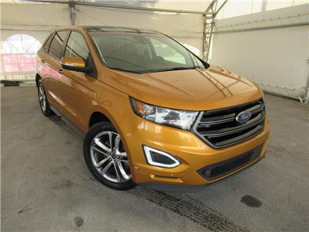 2015 Ford Edge Sport (Stk: ST2104) in Calgary - Image 1 of 27