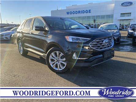 2020 Ford Edge Titanium (Stk: 17679) in Calgary - Image 1 of 23
