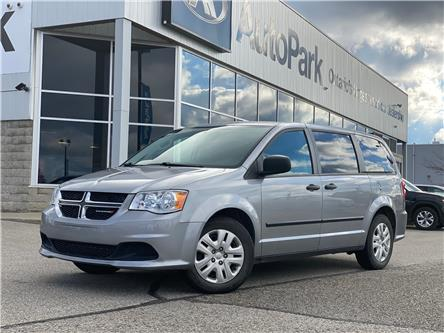 2017 Dodge Grand Caravan CVP/SXT (Stk: 17-84305JB) in Barrie - Image 1 of 25