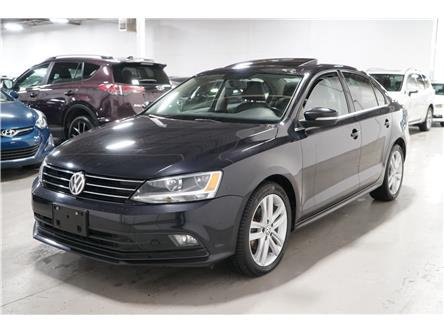 2015 Volkswagen Jetta 2.0 TDI Highline (Stk: 241149) in Vaughan - Image 1 of 27