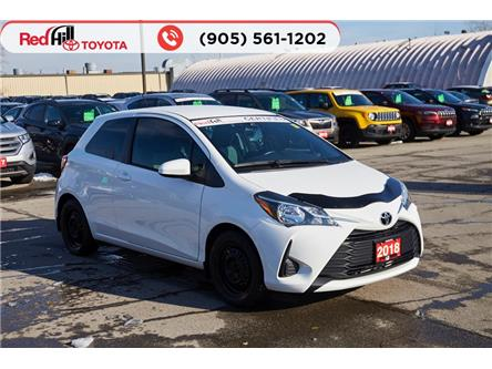 2018 Toyota Yaris CE (Stk: 18214A) in Hamilton - Image 1 of 17