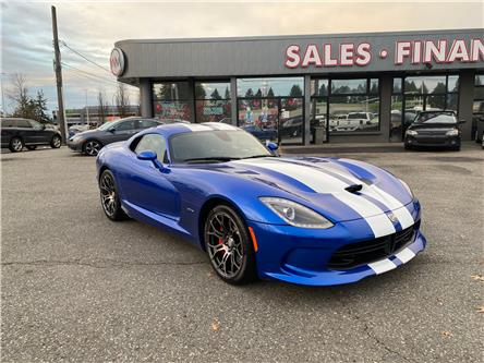 2014 Dodge SRT Viper GTS (Stk: 14-100683) in Abbotsford - Image 1 of 8