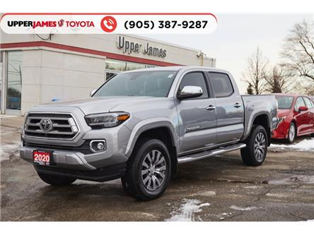 2020 Toyota Tacoma Limited (Stk: 91746) in Hamilton - Image 1 of 22