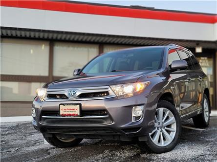 2012 Toyota Highlander Hybrid Limited (Stk: 2011344) in Waterloo - Image 1 of 28