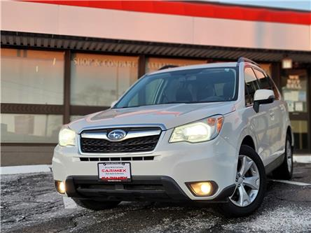 2014 Subaru Forester 2.5i Limited Package (Stk: 2011364) in Waterloo - Image 1 of 23