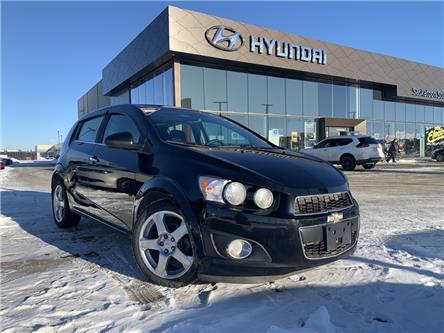 2012 Chevrolet Sonic LT (Stk: 30518C) in Saskatoon - Image 1 of 18