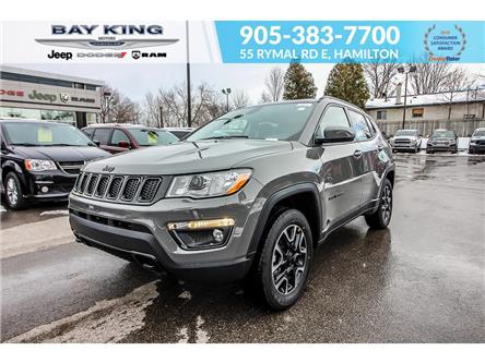 2021 Jeep Compass Sport (Stk: 217531) in Hamilton - Image 1 of 27