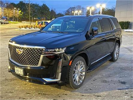 2021 Cadillac Escalade Premium Luxury (Stk: K1K002) in Mississauga - Image 1 of 6