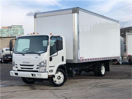 2021 Isuzu NRR New 2021 Isuzu 20' Body Tailgate Loader (Stk: STI21018) in Toronto - Image 1 of 17