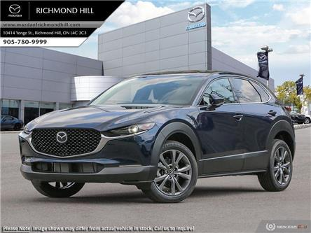 2021 Mazda CX-30 GS (Stk: 21-017) in Richmond Hill - Image 1 of 23