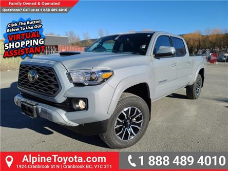 2021 Toyota Tacoma Base (Stk: X057937) in Cranbrook - Image 1 of 25