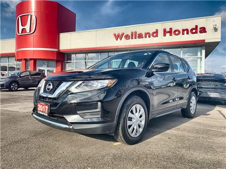 2017 Nissan Rogue SV (Stk: U20062Z) in Welland - Image 1 of 22