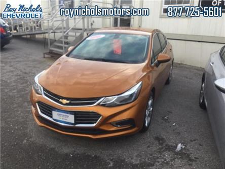 2017 Chevrolet Cruze Hatch Premier Auto (Stk: P6634) in Courtice - Image 1 of 13