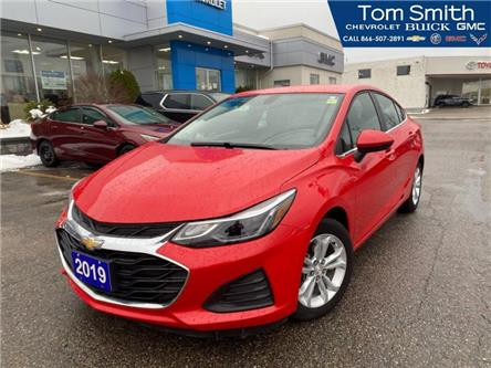 2019 Chevrolet Cruze LT (Stk: 37921R) in Midland - Image 1 of 19