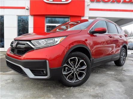 2021 Honda CR-V EX-L (Stk: 11148) in Brockville - Image 1 of 26