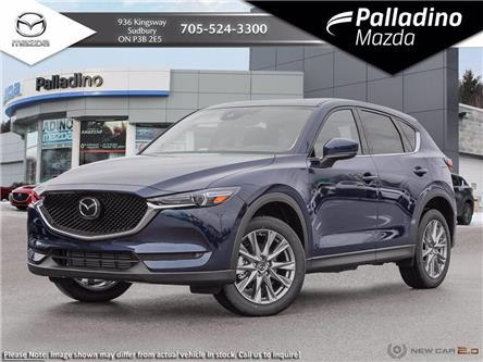 2021 Mazda CX-5 GT w/Turbo (Stk: 195000) in Greater Sudbury - Image 1 of 23