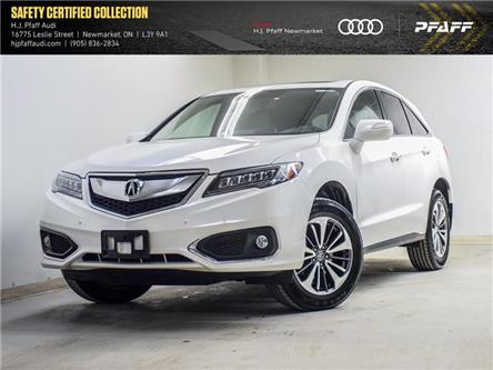 2018 Acura RDX Elite (Stk: 53727A) in Newmarket - Image 1 of 22