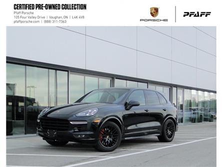 2018 Porsche Cayenne GTS w/ Tip (Stk: U9246) in Vaughan - Image 1 of 22