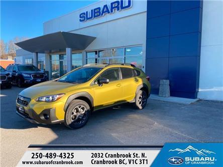 2021 Subaru Crosstrek Outdoor (Stk: 269580) in Cranbrook - Image 1 of 23