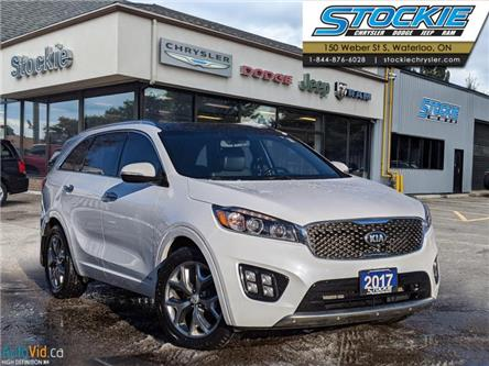 2017 Kia Sorento 2.0L SX (Stk: 35335) in Waterloo - Image 1 of 27