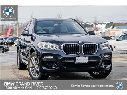 2018 BMW X3 xDrive30i (Stk: PW5722) in Kitchener - Image 1 of 22