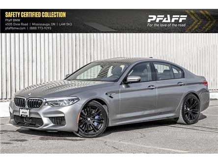 2018 BMW M5 Base (Stk: 23743A) in Mississauga - Image 1 of 22