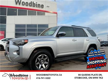 2019 Toyota 4Runner SR5 (Stk: 21-104A) in Etobicoke - Image 1 of 23