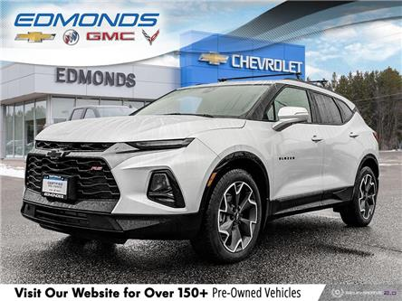 2020 Chevrolet Blazer RS (Stk: B10156) in Huntsville - Image 1 of 27