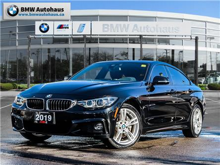 2019 BMW 430i xDrive Gran Coupe (Stk: P9931) in Thornhill - Image 1 of 29