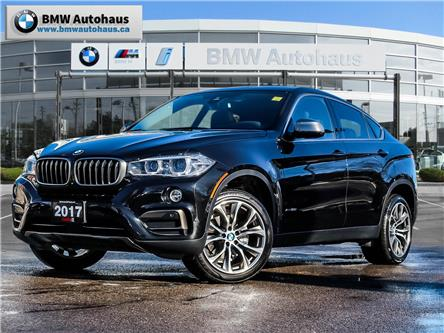 2017 BMW X6 xDrive35i (Stk: P9961) in Thornhill - Image 1 of 31
